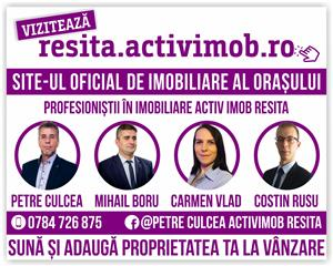Resita, Garsoniera, 1 Cam., De Inchiriat, Lunca
