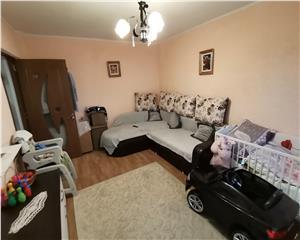 Apartament 2 camere etaj 2 decomandat situat in Burdujeni, Comision 0%