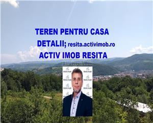 Resita,Teren Calea Timisoarei,Detine Urbanism.