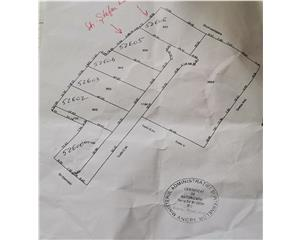 6 parcele Burdujen 805 mp Comision 0%
