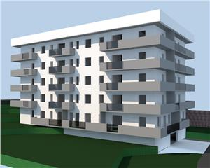 2 camere+ dressing - Ultramodern- 52 mp+ balcon+ Zona linistita