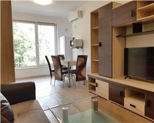 2 camere - Copou - mobilate si utilate complet modern - bloc nou