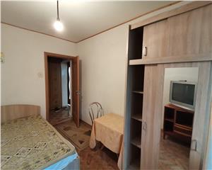 3 camere decomandat George Enescu centrala complet mobilat