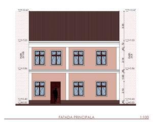 Apartament central- 67mp- ideal investitie birouri sau inchiriere