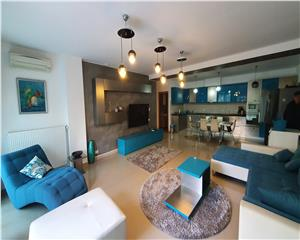 Apartament spectaculos Mamaia 3 camere, termen lung