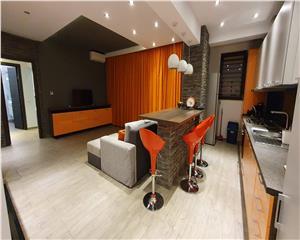 Apartament superb, 2 camere vedere frontala spre lacul Siutghiol