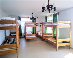 Casa vacanta/Pensiune- 4ha -Standard European- Josenii Bargaului