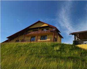 Casa vacanta/Cabana- 30 ari-Ciubar, barbecue, foisor-Josenii Bargaului