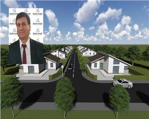 Casa NOUA  P+E - Ansamblu Rezidential - Zona linistita