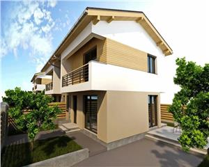 Proiect nou Casa Tip Duplex Sat Sasar