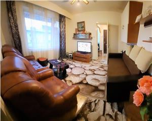Cosbuc Apartament 2 Camere etaj 3 mobilat utilat