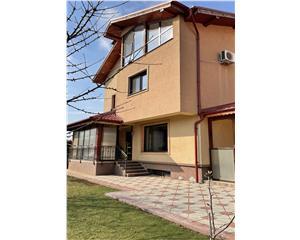 Casa 5 cam - Bucurestii Noi - Doi Cocosi - 320 mp