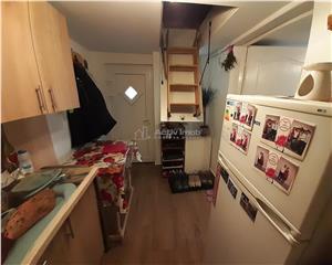 Resita, Apartament la Casa, 1 Cam. Mobilat+Utilat, Central