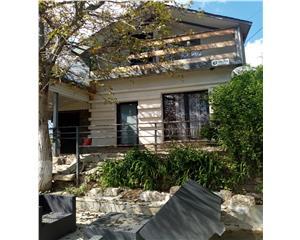 2 corpuri de casa P+M, teren 564 mp, statiunea Sarata Monteoru