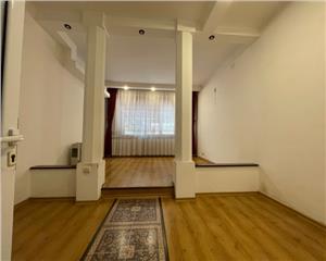 Parcul Carol 3 camere si dependinte,124 mp,parter,liber