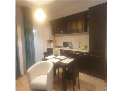 Apartament de lux, mobilat,utilat, bloc nou - Brazda