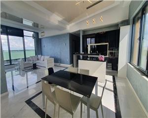Amazing Apartament! Penthouse, 250mp, 3 camere, Mamaia, termen lung