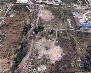 Constanta zona industriala teren 46256mp