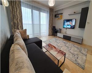 Apartament magnific 2 camere, vedere frontala spre lacul Siutghiol