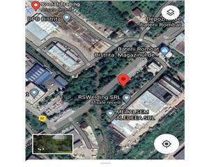 Teren Zona Industriala- 2000 mp- Intravilan- Zona Comat