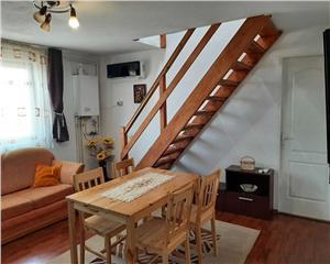 Apartament de inchiriat la mansarda