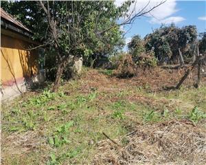 Casa batraneasca de vanzare + teren 1550mp Valea Seaca