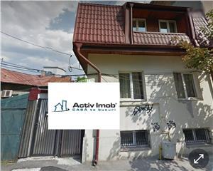 Vila - 5 camere - Grivita - 210mp -mobilat partial - proaspat renovata