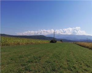 teren extravilan agricol de vanzare Talmaciu catre Sadu