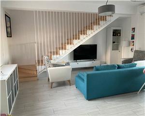 Casa ideala familie -Balotesti- 4 camere - 3 bai - 200mp curte-terasa