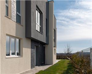 Vila eleganta-parte Duplex - Otopeni - 4 camere - 3 bai - 120mp curte