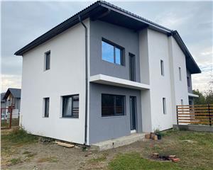 Duplex - 120 mp utili - Unirea - teren 250 mp